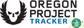 Oregon Project Tracker Logo