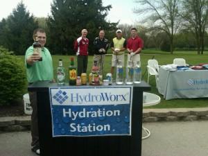 HydroWorx Hydration Station