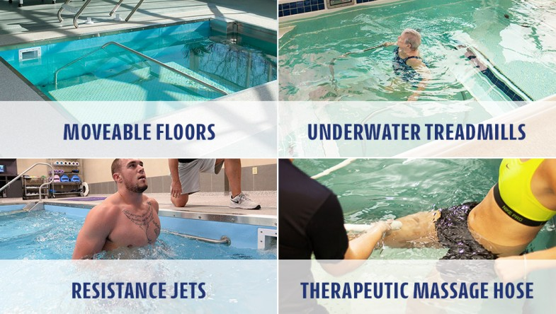 Aquatic Therapy Equipment