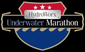HydroWorx Underwater Marathon Logo - small