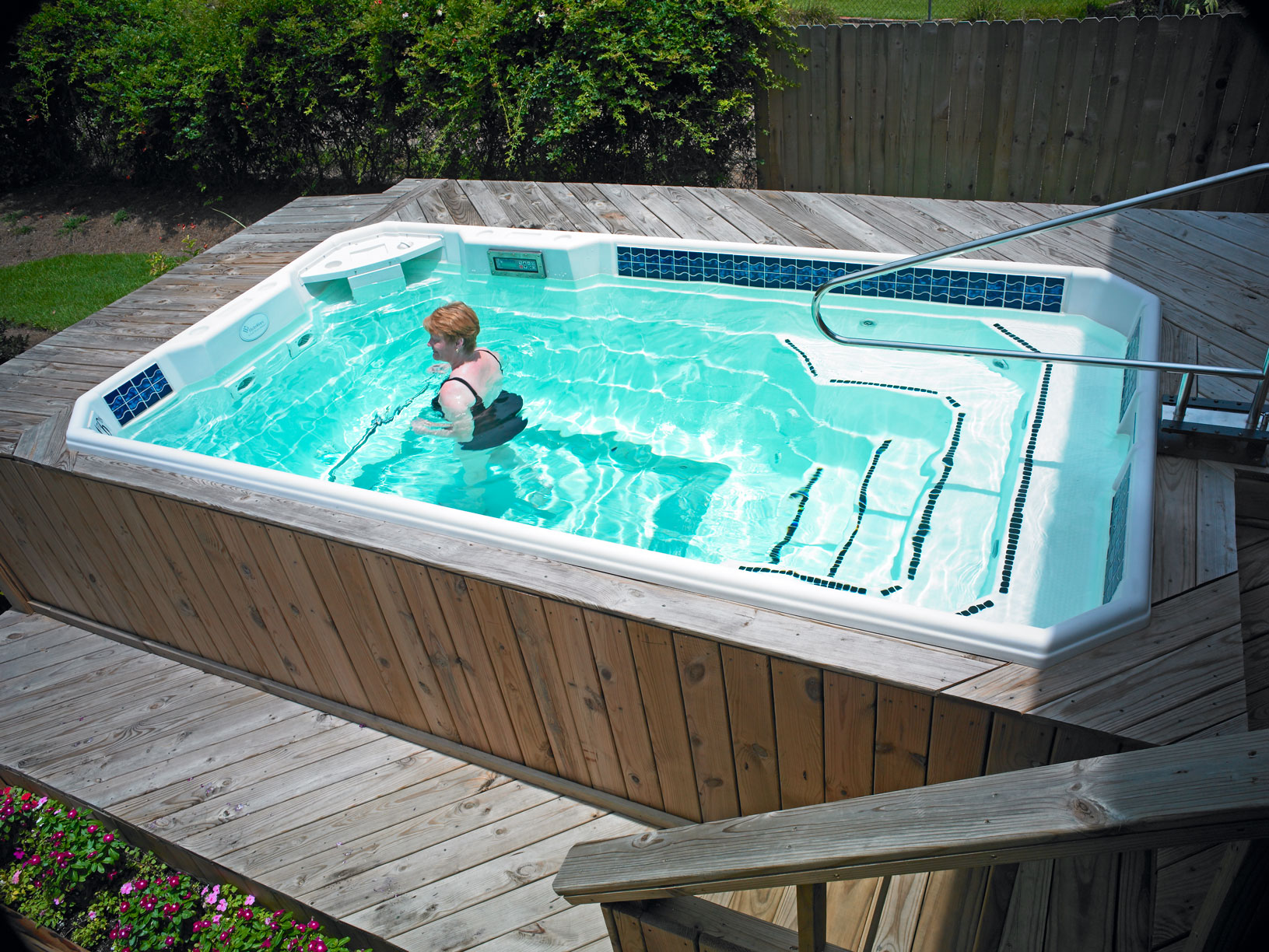 Part 2 what s the right pool for your family and your for Home swimming pool