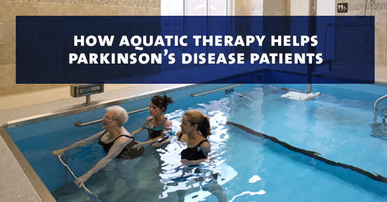 Parkinson S Disease Aquatic Therapy Helps Patients Hydroworx