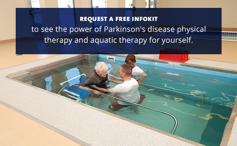 Parkinson's Disease Aquatic Therapy Helps Patients