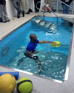 Aquatic Conditioning For Your Core Hydroworx