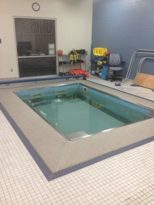 Utah State University's HydroWorx 2000 Series pool