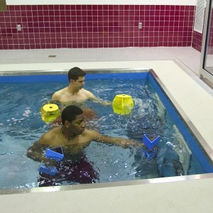 Resistance Training in HydroWorx 2000 Series