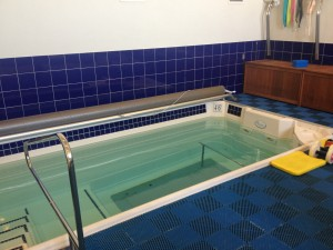 HydroWorx 500 Series at Boston Sports Medicine