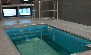 HydroWorx therapy facility