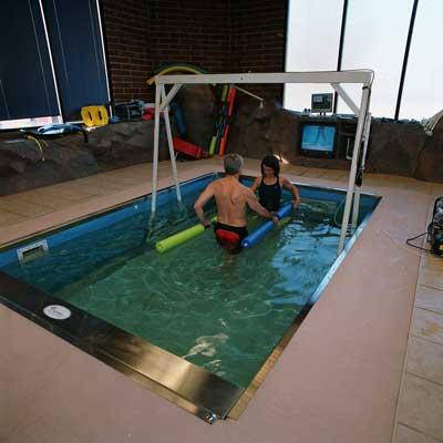 Aquatic Therapy For Knee Rehab Hydroworx 174