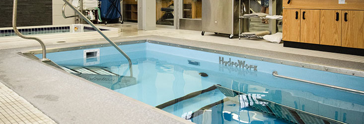 HydroWorx pool facility