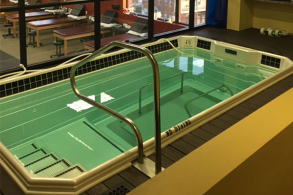 HydroWorx Pool in Georgia