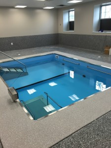 HydroWorx 3500 at Performance PT
