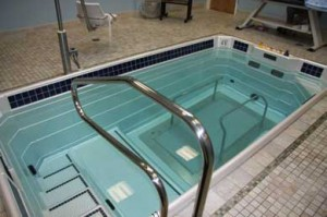 HydroWorx 500 Series Pool at Peak Performance Physical Therapy