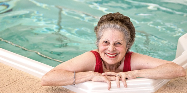 Benefits Of Water Aerobics Amp Exercises For Senior Patients