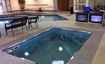Carolina HydroWorx facility indoor view