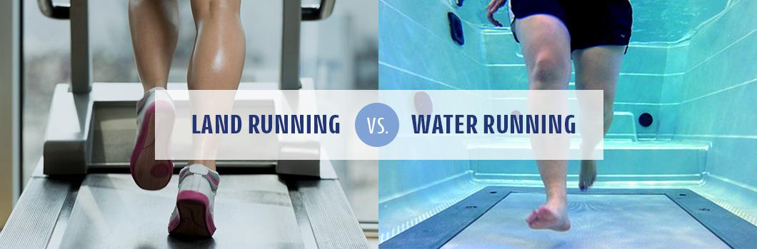 Land Running Vs Water Running Hydroworx 174