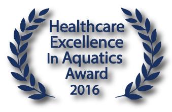 healthcare excellence in aquatics award 2016