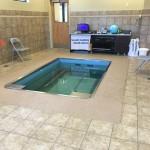 HydroWorx 1200 at Saluda Nursing Center