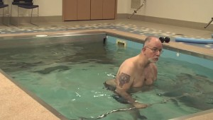 Chuck C. rehabs at Pieter's Family Life Center