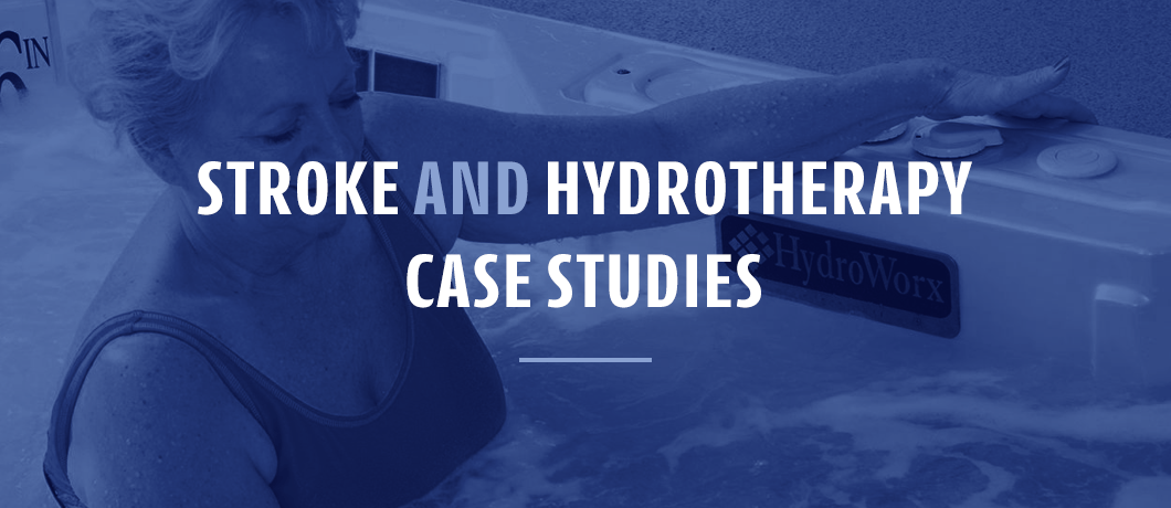 Aquatic Therapy For Stroke Victims - HydroWorx