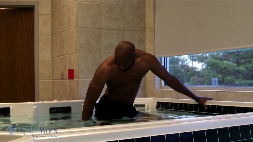 Athlete Recovery at Michael Johnson Performance