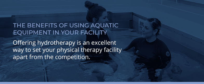 The Benefits of Using Aquatic Equipment in Your Facility